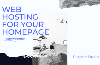 Web Hosting for your Homepage